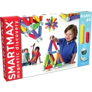 Smart Toys and Games Smartmax Magnetic Discovery Basic 42 Toy