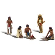 Woodland Scenics Native Americans Scene Setters