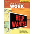 Houghton Mifflin® The Mathematics Of Work, Grades 6+