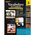Houghton Mifflin® Harcourt Vocabulary in Context Book For the Common Core Standards, Grades 3rd