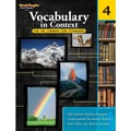 Houghton Mifflin® Harcourt Vocabulary in Context Book For the Common Core Standards, Grades 4th