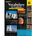 Houghton Mifflin® Harcourt Vocabulary in Context Book For the Common Core Standards, Grades 6th