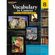 Houghton Mifflin® Harcourt Vocabulary Book in Context For the Common Core Standards, Grades 8th