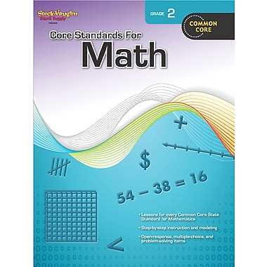 Houghton Mifflin® Core Standards For Math Book, Grades 2nd