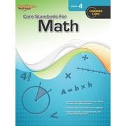 Houghton Mifflin® Core Standards For Math Book, Grades 4th