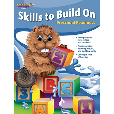 Houghton Mifflin® Reading Readiness Pre School Book