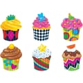 Trend Enterprises® The Bake Shop™ Pre K - 6th Grades Mini Accents, Cupcakes - The Bake Shop™