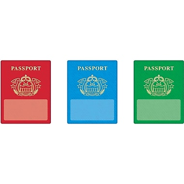 Trend Enterprises® Pre Kindergarten - 9th Grades Classic Accents, Passports