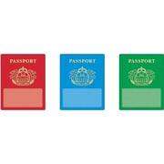 Trend Enterprises® Pre Kindergarten - 9th Grades Classic Accents, Passports