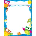 Trend Enterprises® Learning Chart, Owl Stars™