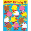 Trend Enterprises® Birthday Bake Shop™ Learning Chart, Happy Birthday