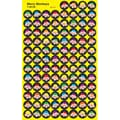 Trend Enterprises® Stickers, SuperSpots Merry Monkeys