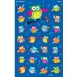 Trend Enterprises® Stickers, Owl-Stars SuperShapes