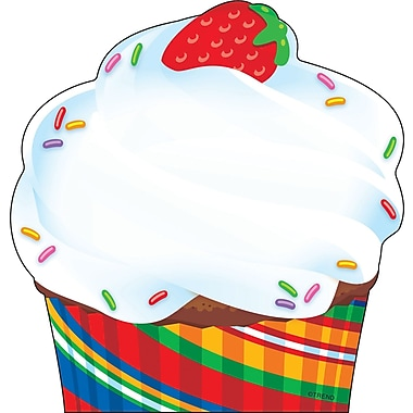 Trend Enterprises® Cupcake Notepad