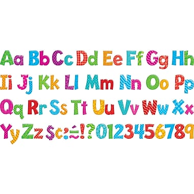 Trend Enterprises® Playful Combo Ready Letters