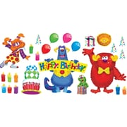 Trend Enterprises® Bulletin Board Set, Furry Friends Birthday Fun