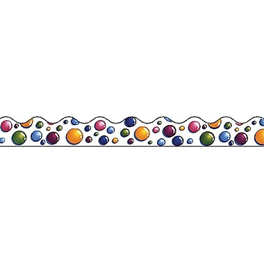 Trend Enterprises® Pre Kindergarten - 3rd Grades Scalloped Terrific Trimm, Lots o' Bubbles