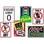 Trend Enterprises Argus Posters Combo Pack, Learning Signs