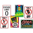 Trend Enterprises® ARGUS® Posters Combo Pack, Learning Signs
