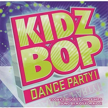 Tune A Fish Records Dance Party Kidz Bop CD