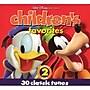 Tune A Fish Records Children's Favorite CD, Volume