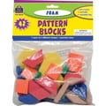 Teacher Created Resources® Foam Pattern Blocks, Grades preschool+