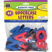 Teacher Created Resources® Magnetic Foam Uppercase Letters, Grades Pre School+