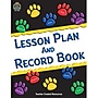 Teacher Created Resources Paw Prints Lesson Plan And