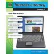 Teacher Created Resources Internet Literacy Book, Grades 6th - 8th
