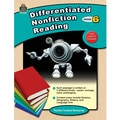 Teacher Created Resources® Differentiated Nonfiction Reading Book, Grades 6th