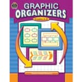 Teacher Created Resources Graphic Organizers Book, Grades 4th - 8th