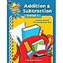 Teacher Created Resources Addition & Subtraction Book, Grades