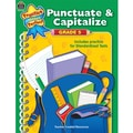 Teacher Created Resources® Practice Makes Perfect Punctuate and Capitalize Book, Grades 5th