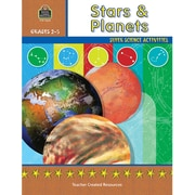 Teacher Created Resources Stars and Planets Work Book, Grades 2nd - 5th