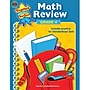Teacher Created Resources Math Review Book, Grades 4th