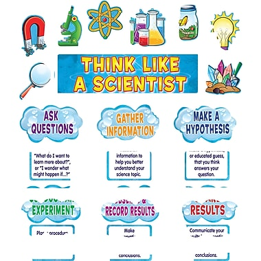 Teacher Created Resources® Bulletin Board Set, Think Like A Scientist