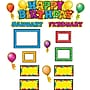 Teacher Created Resources Bulletin Board Set, Happy Birthday