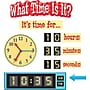 Teacher Created Resources® Bulletin Board Set, What Time