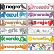Teacher Created Resources® Headliners, Colors Spanish