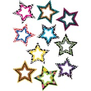 "Teacher Created Resources TCR5215 6"" DieCut Fancy Stars Accents, Multicolor"