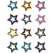 Teacher Created Resources® Toddler - 12th Grades Mini Accents, Fancy Stars