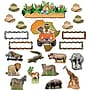 Teacher Created Resources Bulletin Board Display Set, Safari