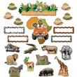 Teacher Created Resources® Bulletin Board Display Set, Safari
