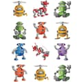 Teacher Created Resources® Toddler - 6th Grades Mini Accents, Robots