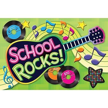 Teacher Created Resources® School Rocks Postcard