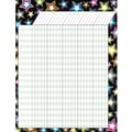 Teacher Created Resources® Fancy Stars Incentive Chart, 17in. x 22in.