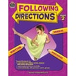 Teacher Created Resources Following Directions Book, Grades 2nd