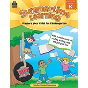 Teacher Created Resources® Summertime Learning Book, Grades Kindergarten