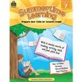 Teacher Created Resources® Summertime Learning Book, Grades 7th