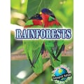 Teacher Created Resources® Rainforests Habitat Book